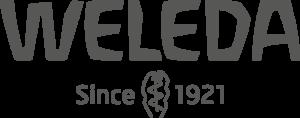 EN RGB Weleda Logo 2018 - grey -png